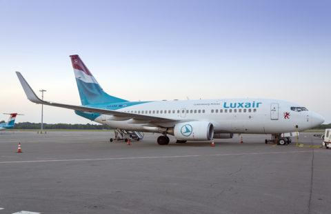 Luxair soutient la Stëmm vun der Strooss