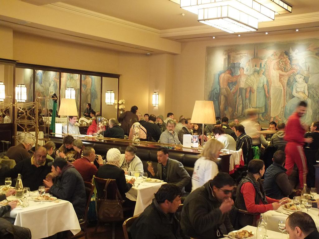 La Brasserie Alfa offre 160 repas aux plus démunis!