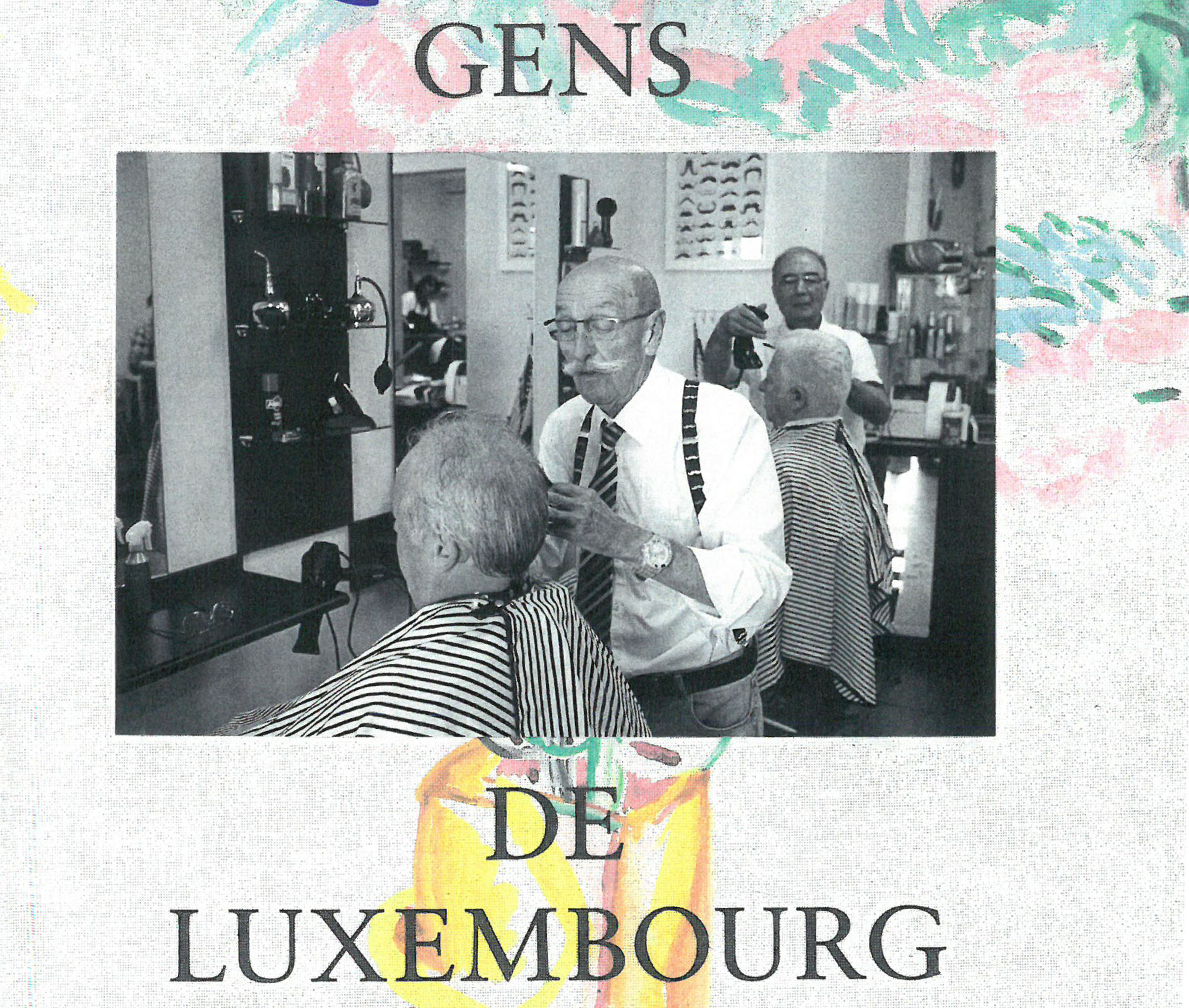 People of Luxembourg.