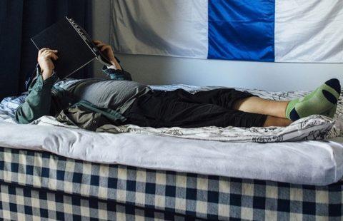 Strassenobdachlosigkeit gibt es in Finnland nicht mehr.