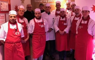 Renmans unterstützt die Stëmm vun der Strooss mit 4 500 Mahlzeiten