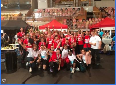 Business Run: La Stëmm et Auchan réuni pour faire la fête
