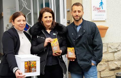 EXKI joins forces with Stëmm vun der Strooss