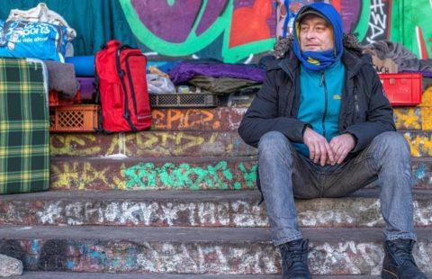 Für Obdachlose wird die Pandemie zur Existenzfrage