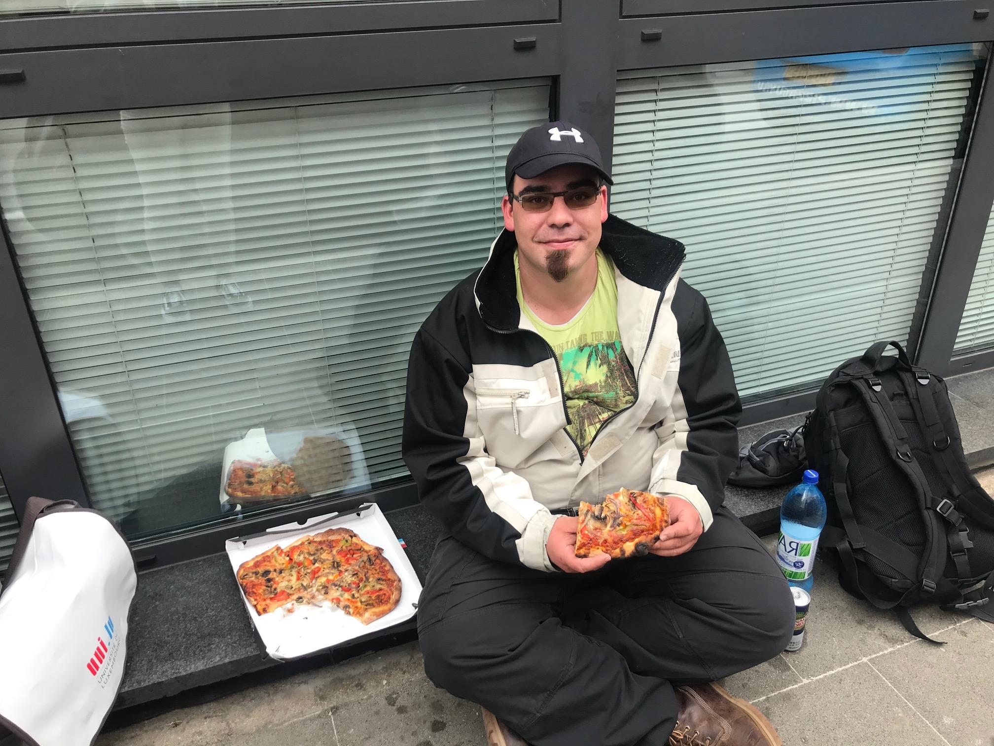 300 pizzas de Pizzaguy