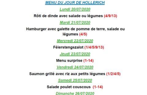 Au menu de la Stëmm vun der Strooss à Hollerich