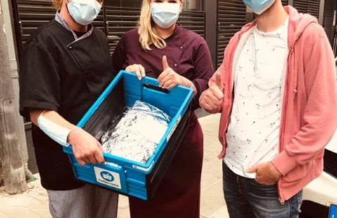 KPMG + Stëmm vun der Strooss = Crêpes, gâteaux et… 24 000 € pour la réinsertion professionnelle