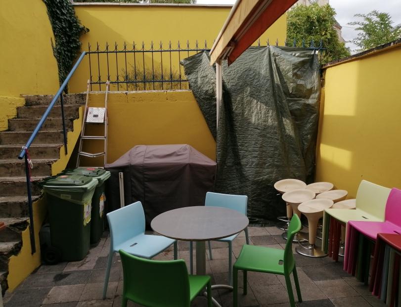 Ordinateurs et peinture pour la Stëmm vun der Strooss : Signal fort donné par Fidelity International à Luxembourg