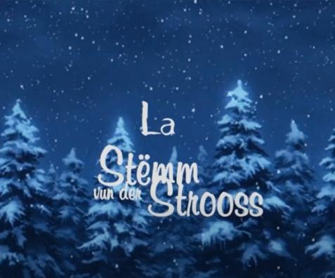 La Stëmm vun der Strooss vous souhaite de joyeuses fêtes de fin d'année