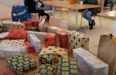 Un Noël un peu particulier pour la Stëmm vun der Strooss à Esch, mais un Noël quand même