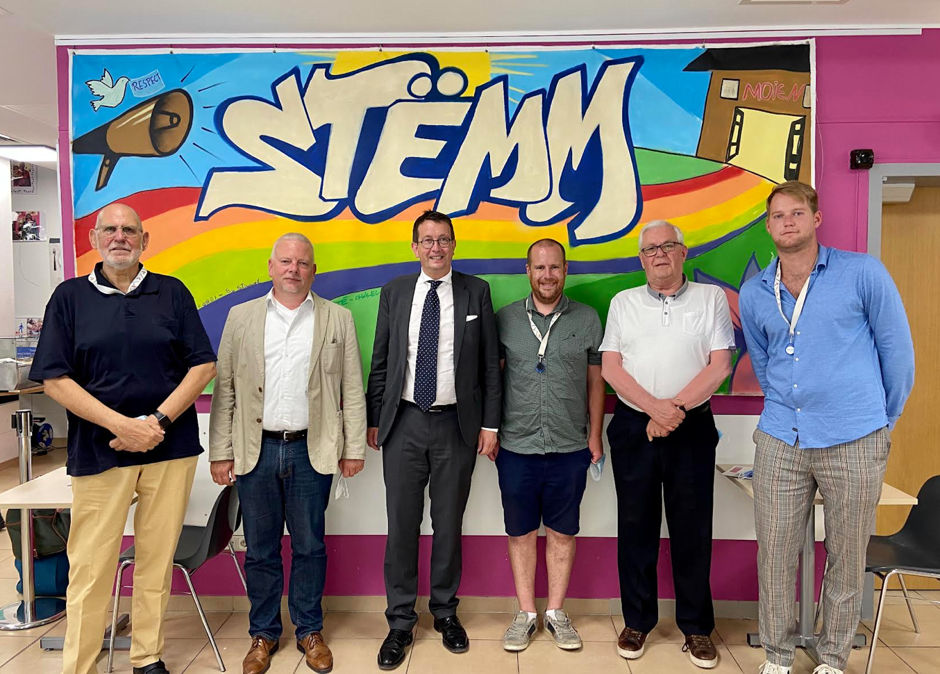 The City of Luxembourg and the non-profit organisation Stëmm vun der Strooss continue their efforts to help disadvantaged people
