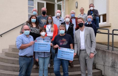 L'association Œuvres paroissiales Saint-Laurent de Lorentzweiler soutient la Stëmm vun der Strooss